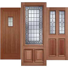 35 off exterior doors in oak amp hardwood external hall for Oak french doors external
