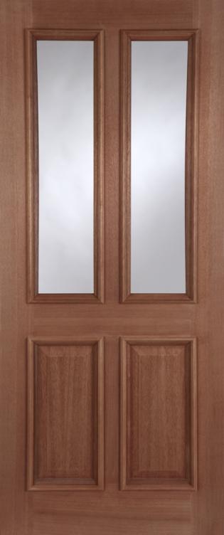 Derby rm hardwood external door for Hardwood outside doors