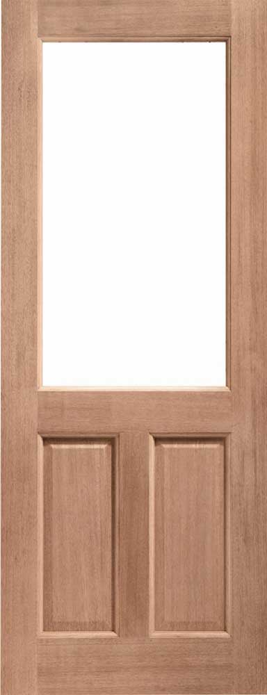 2xg hardwood external door for Hardwood entrance doors