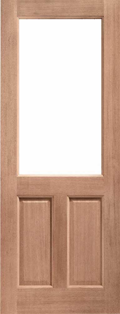 2xg hardwood external door for Hardwood outside doors