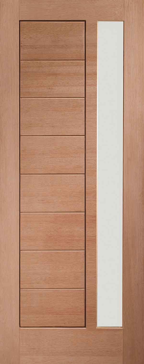 Carolina Hardwood External Door