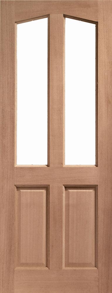 Alacante external hardwood door for Hardwood outside doors