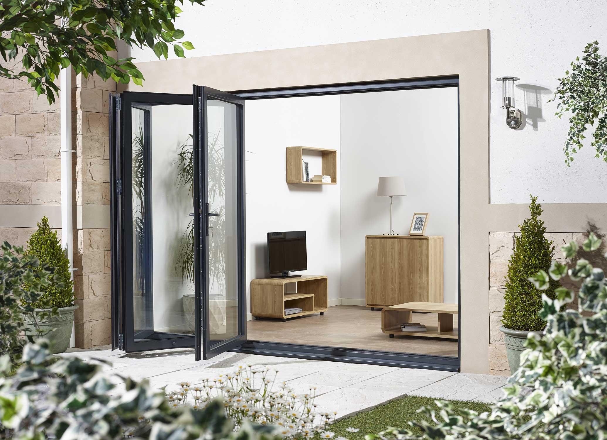 External Folding Doors | Exterior Door Pairs | Oak Exterior Pairs ...