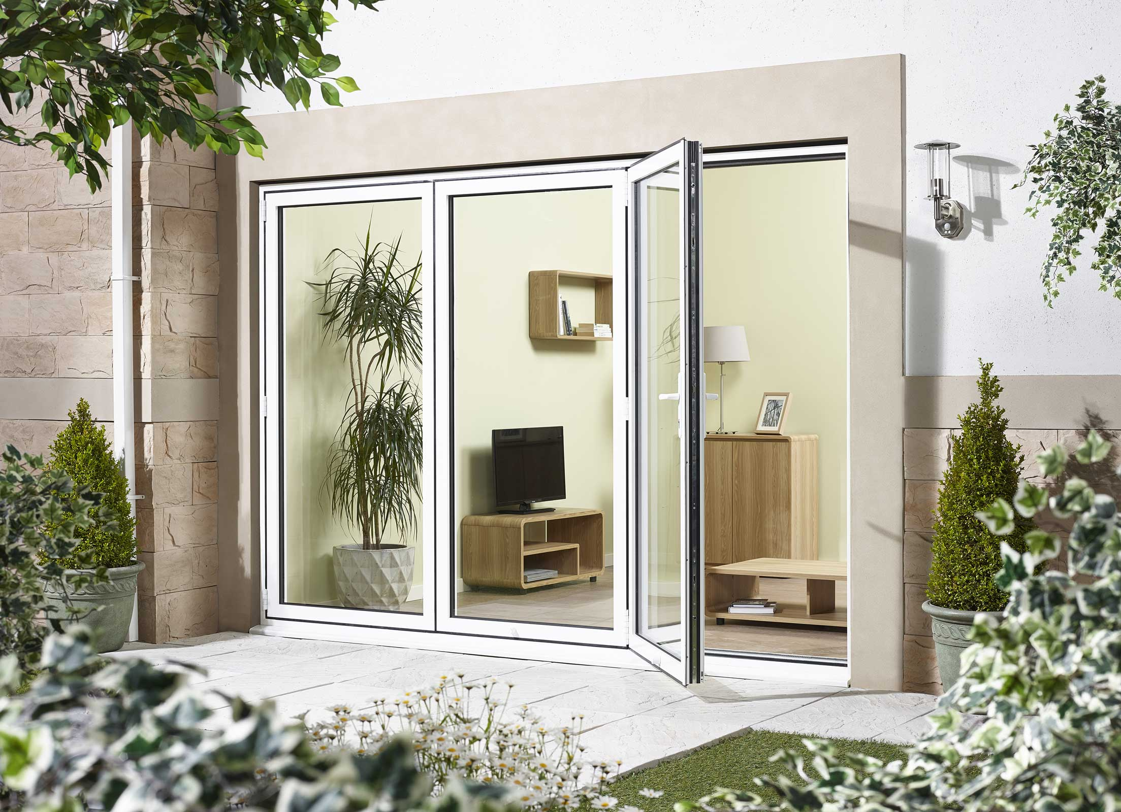 external folding doors exterior door pairs oak exterior pairs