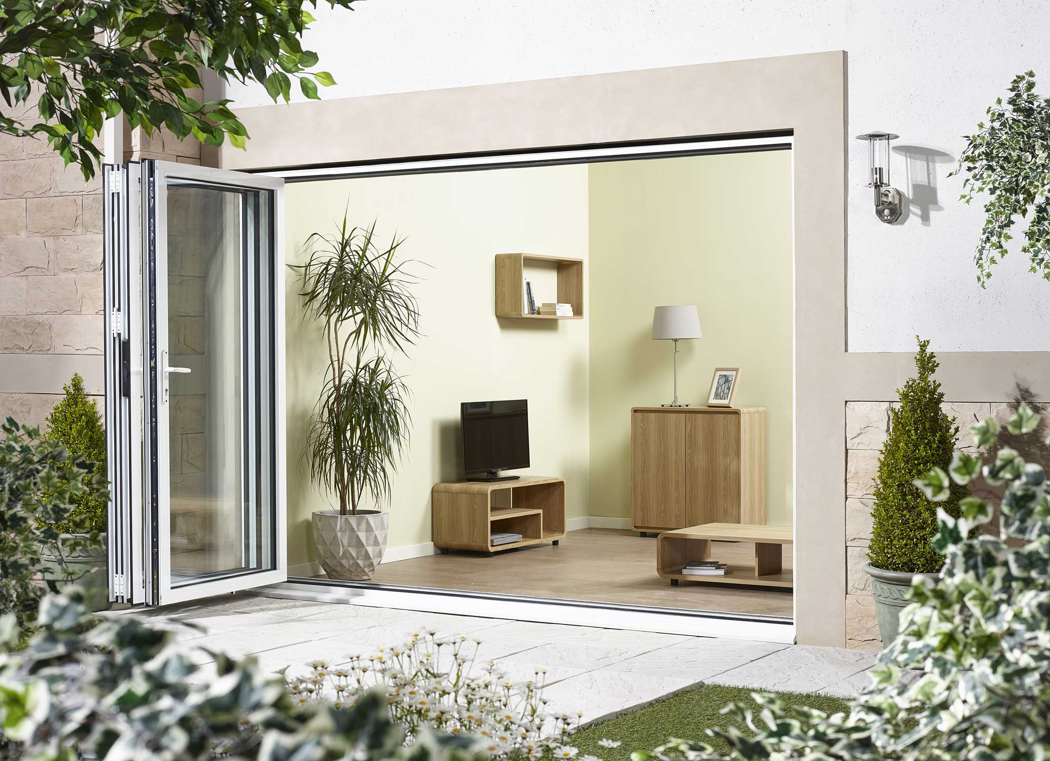 Internal Bifold Doors White Awesome Home Design