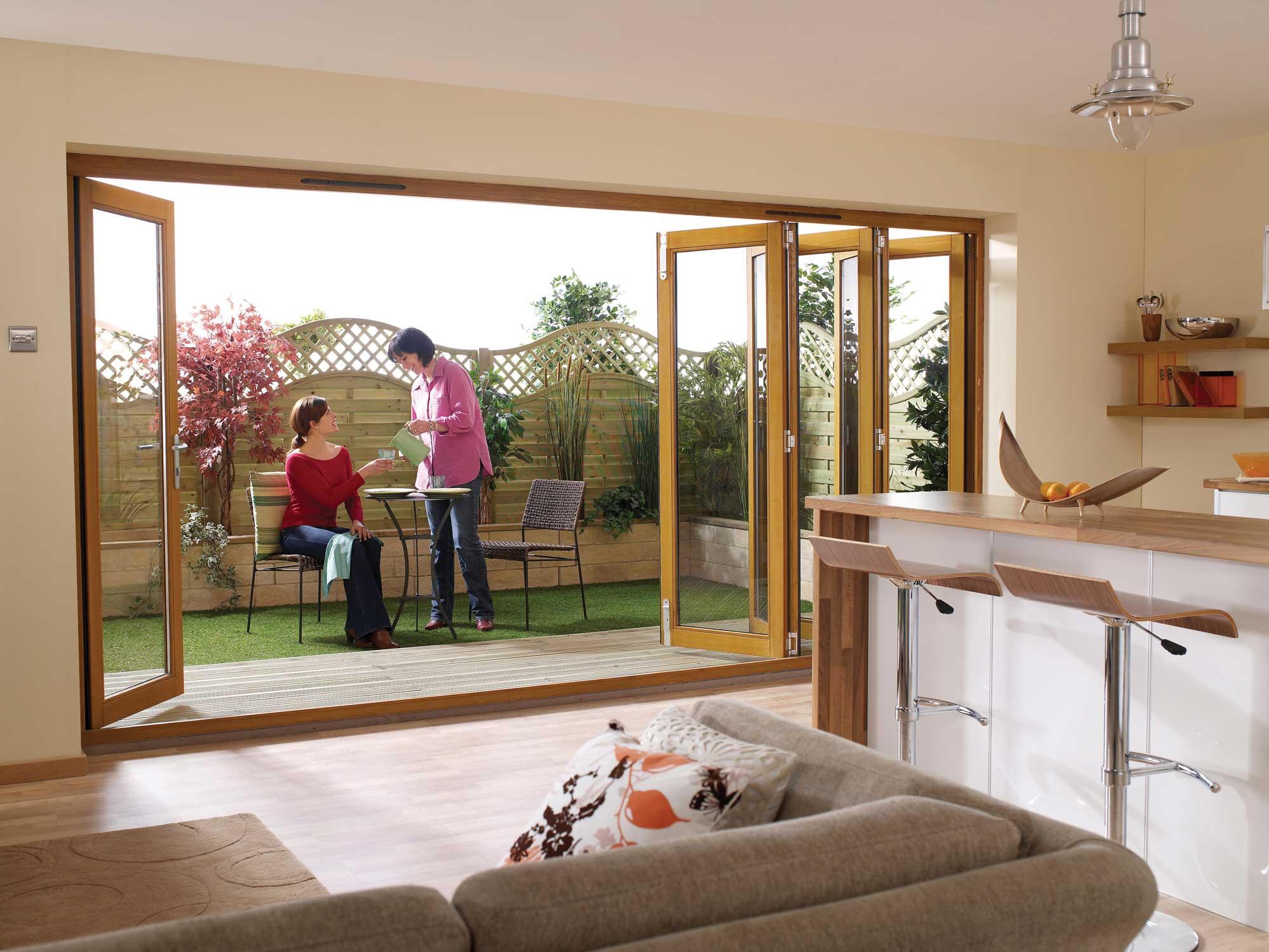 Nu vu external folding doors exterior folding doors planetlyrics Image collections