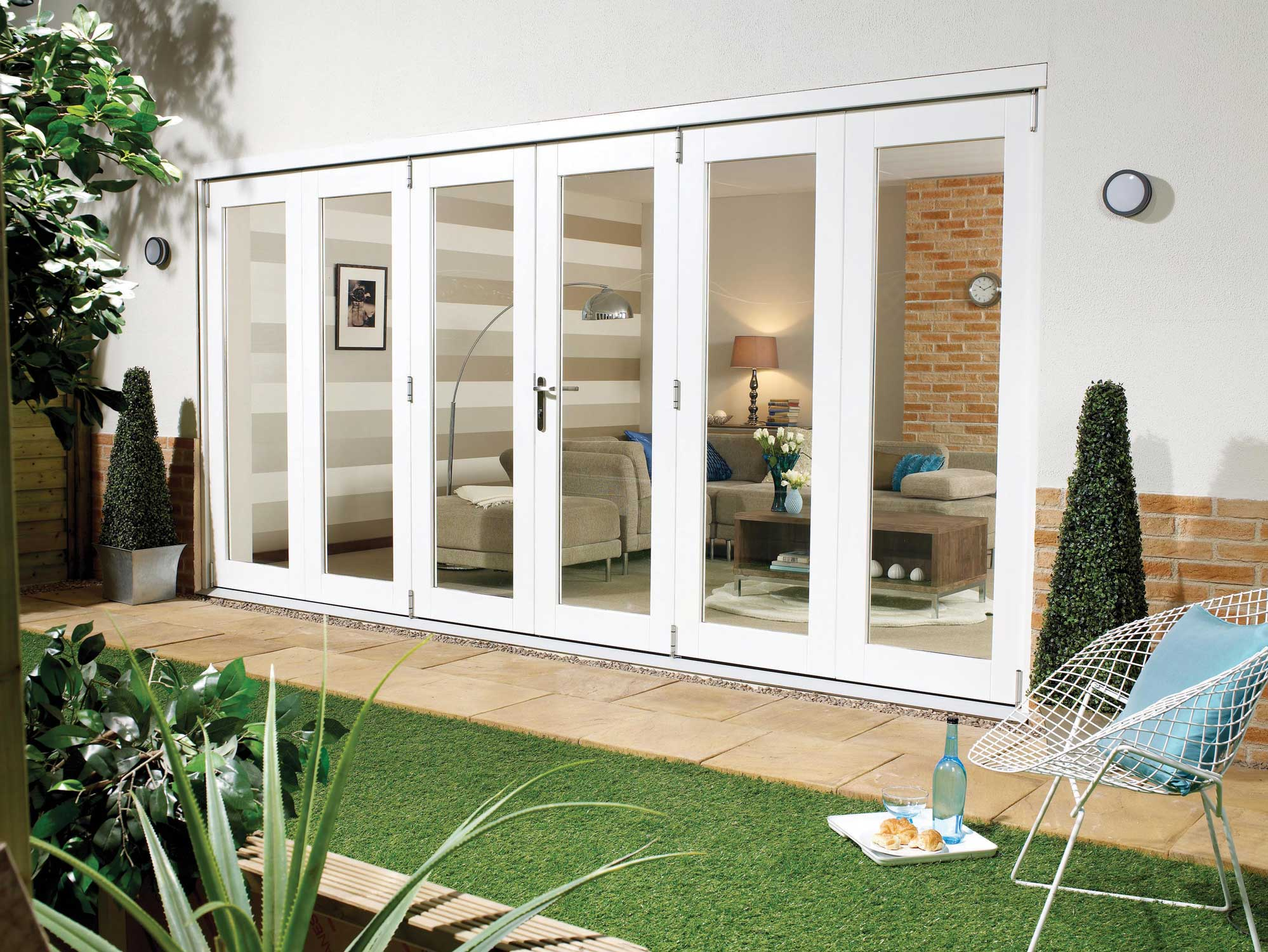Nu Vu External Folding Doors