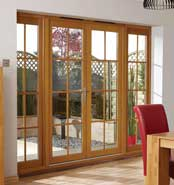 French doors sets with sidelights
