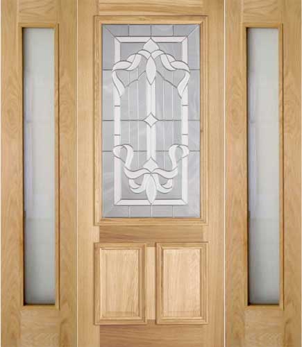 Cleveland with 2 Sidelights ... : cleveland door - pezcame.com
