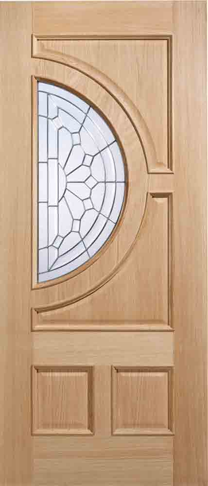 Traditional Exterior Oak Doors Exterior Glazed Oak Doors Oak