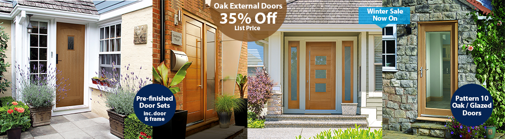 external oak Doors ets