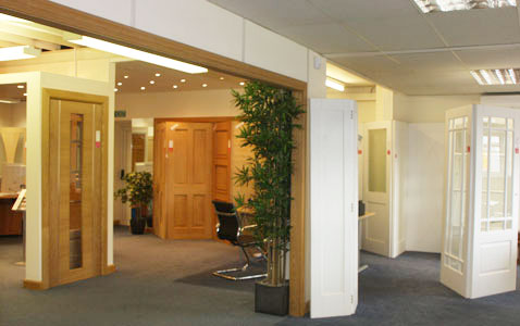Dorset Door Showroom