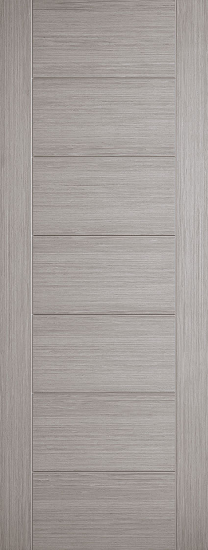 Hampshire grey flush internal door for Solid core flush door price