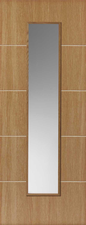 Oak doors oak flush doors for Interior flush wood doors