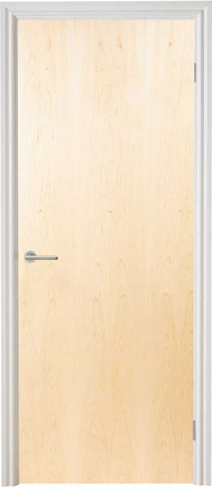 Maple Door