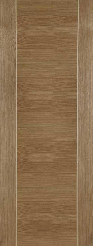Oak Mirage Inlaid Ash Internal Door