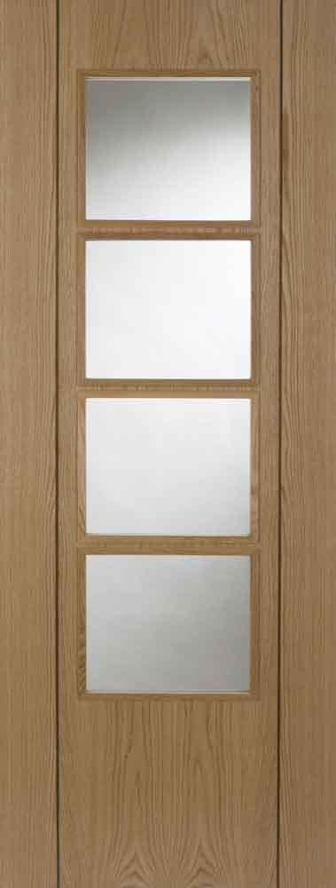 Vision glazed oak walnut inlaid internal door for 1 panel inlaid oak veneer door