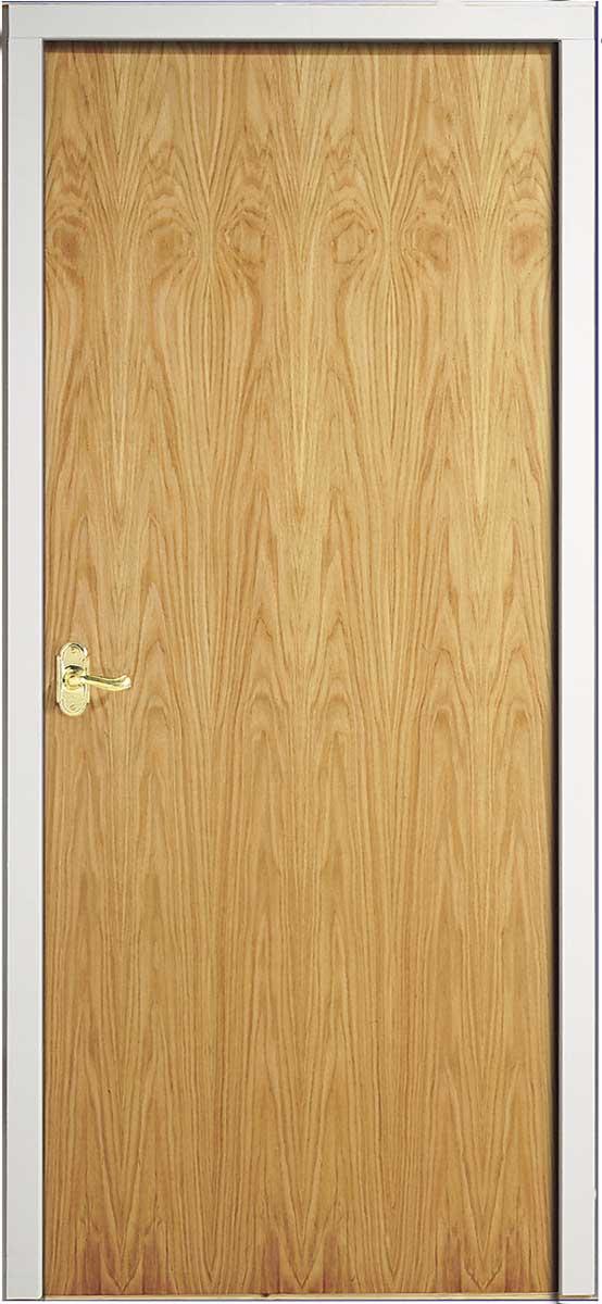 beech door & Oak Veneered Flush Doors