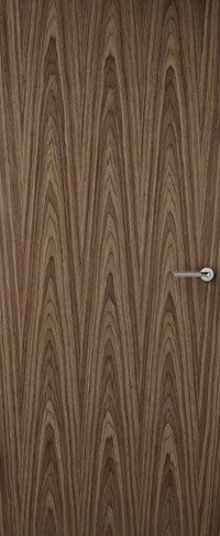 walnut door