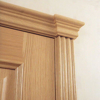 Oak Frame Doors Walnut Frames Oak Architrave