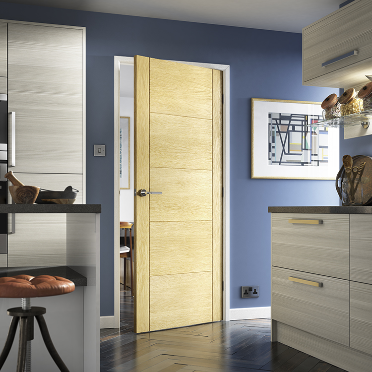 Oak Milano Nternal Door