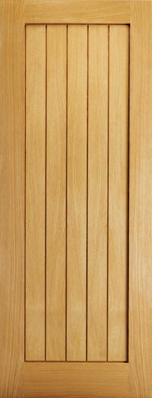 oak dordogne grooved oak internal door