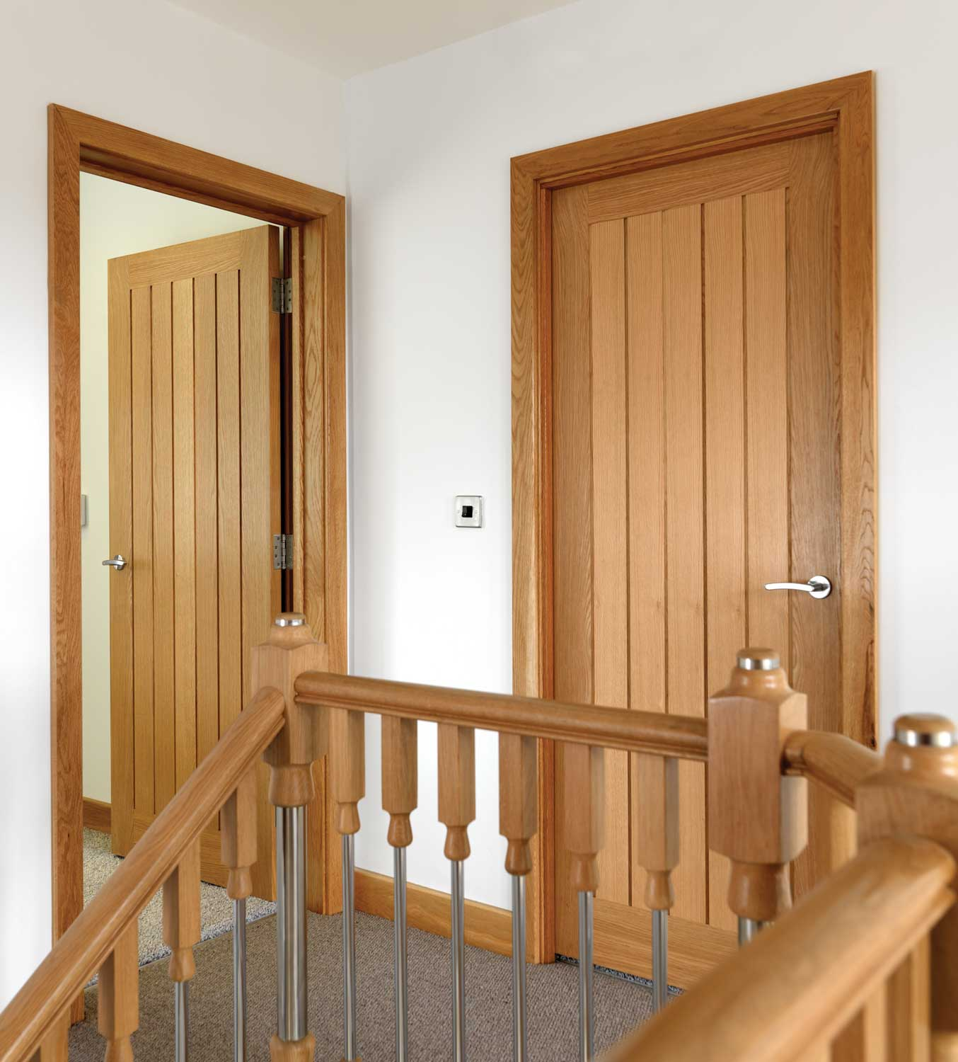 Yoxall Oak Internal Door