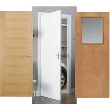 Premdor Flush Doors. Internal Walnut Doors  sc 1 th 225 & Over 1000 Internal Doors - Oak Walnut \u0026 White Interior Doors - Over ...