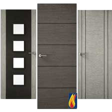 Portfolio Flush Fire Doors  sc 1 th 225 & Internal Fire Doors | Glass Fire Door | Doors of Distinction