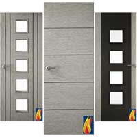 Grey Interior Doors
