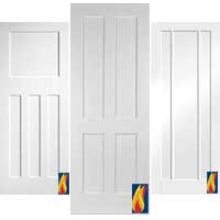 White Interior Doors