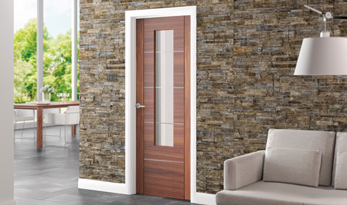 forli Walnut door