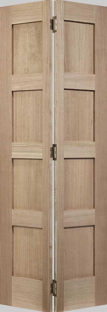 Contemporary 4 bifold doors for Large folding doors interior