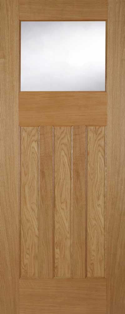 & 1930 Oak Internal Door