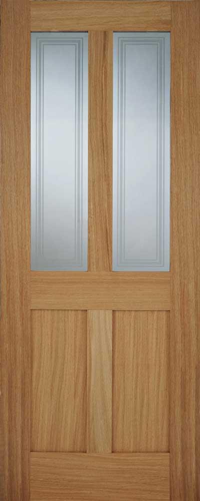 Bristol Oak Internal Door