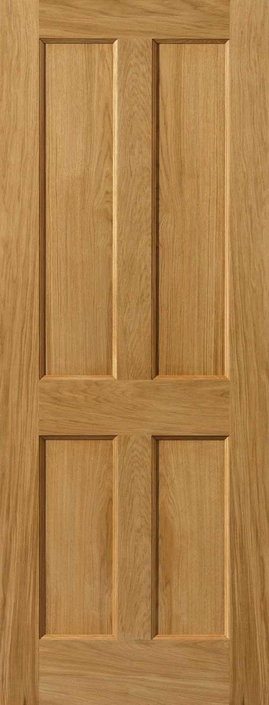 Glazed ply flush fire doors for Door of distinction