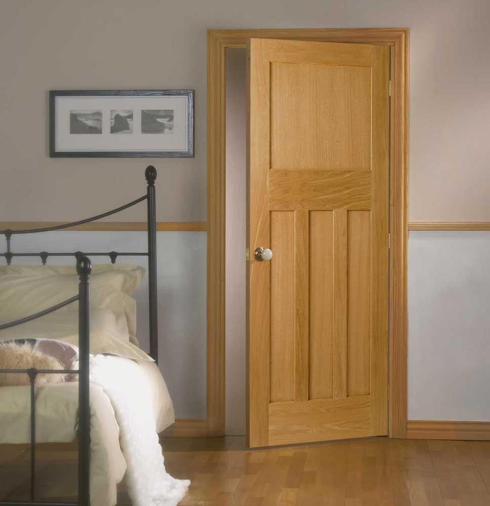 Teak Wood Door Handle