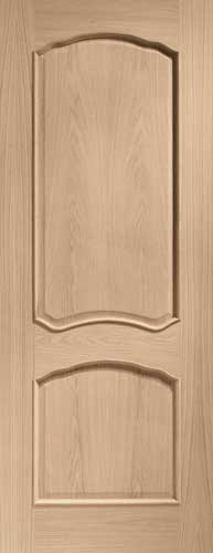 Louis Oak Internal Door
