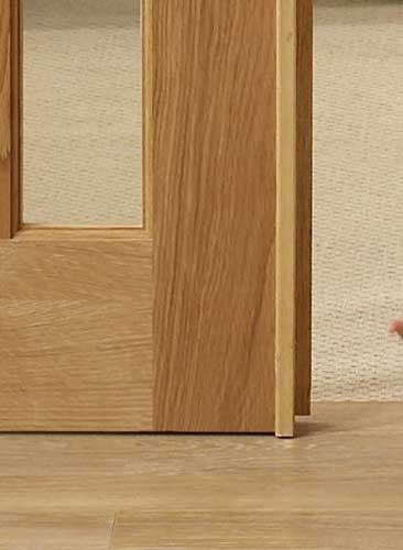 & Internal Door Pairs | Oak | Hardwood | Interior Pairs Glazed Doors