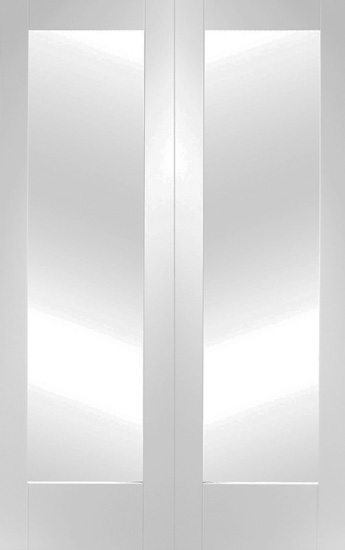 White Portabello door pairs