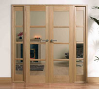 Pairs of Doors with Sidelights
