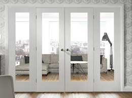 Internal Bi-fold Doors | Folding Doors -Doors of Distinction