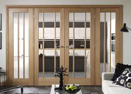 Worcester Folding doors