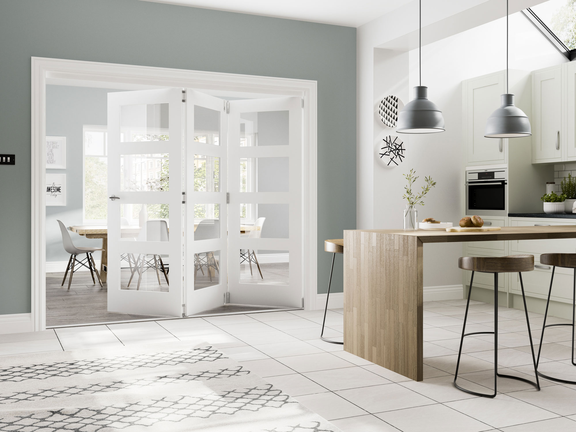 internal bi fold doors folding doors doors of distinction. Black Bedroom Furniture Sets. Home Design Ideas