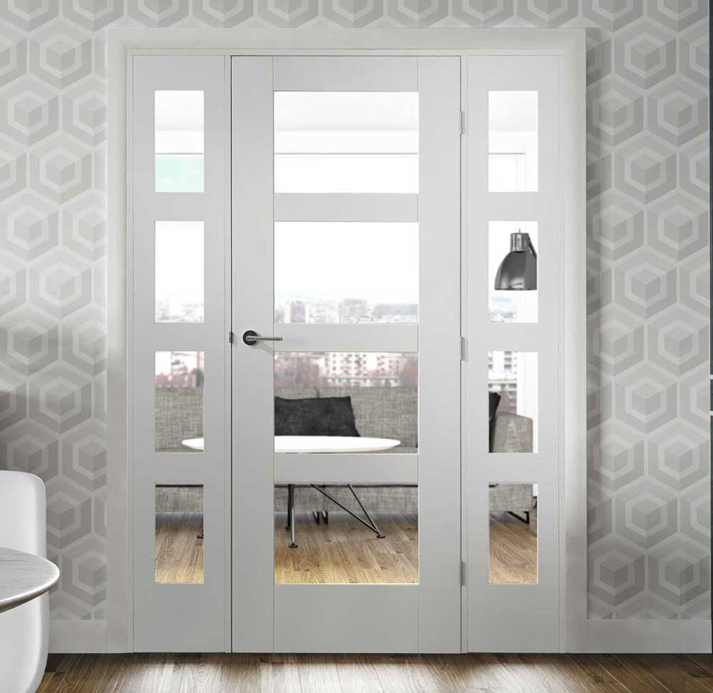 Inside door room dividers for Room door frame