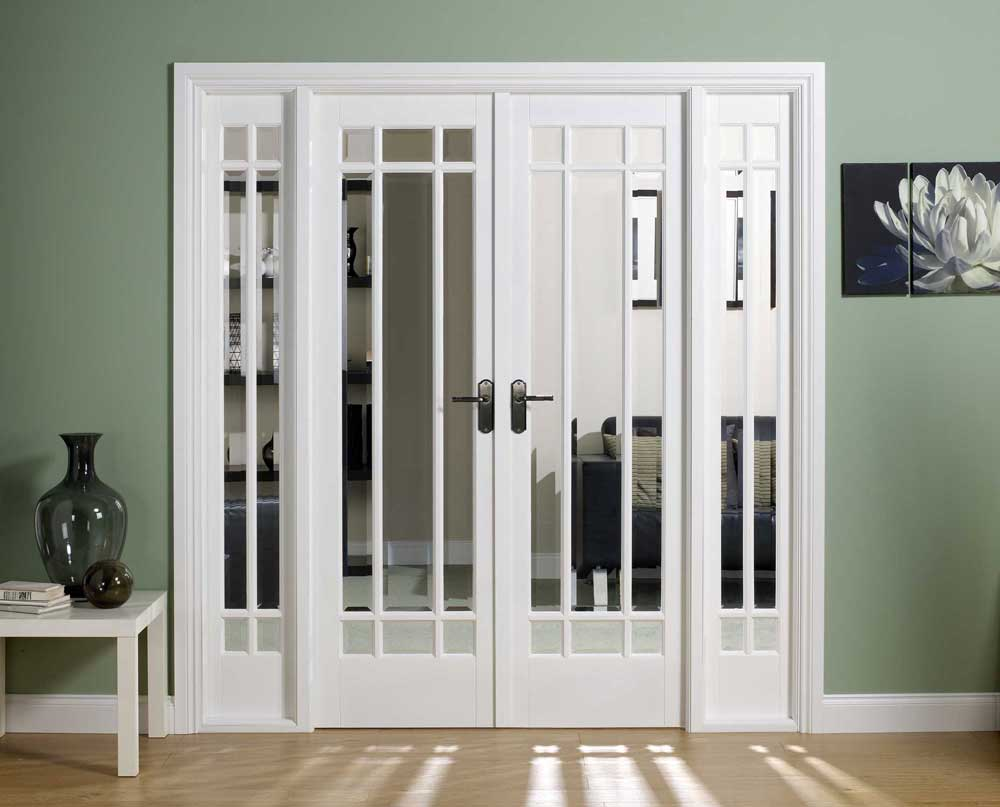 Folding doors interior folding doors uk for Folding french doors