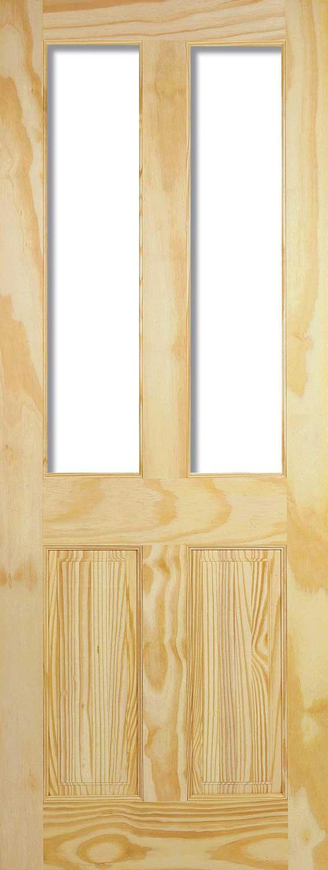 Richmond 2 Light Pine Internal Doors