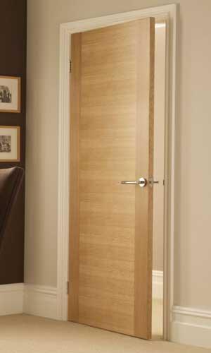 Aspect Pre Finished Oak Internal Door