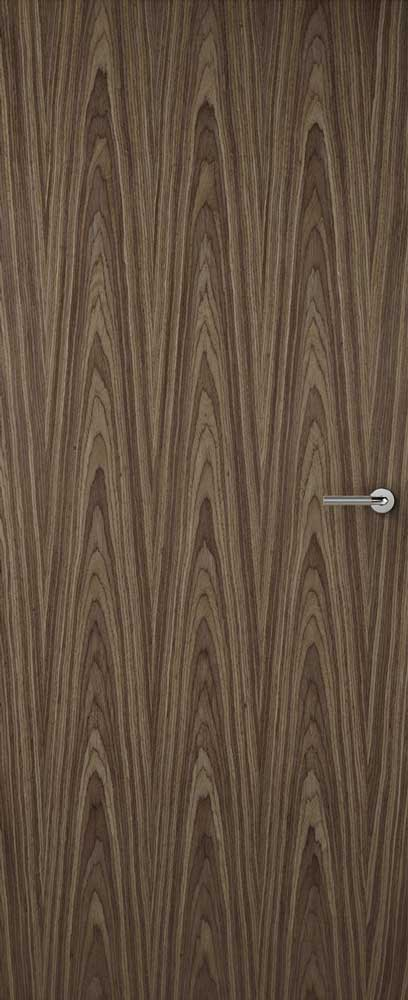 Portfolio Walnut Veneer Match Flush Doors