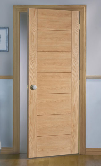 hampshire pre finished oak internal door. Black Bedroom Furniture Sets. Home Design Ideas